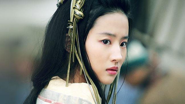 Liu Yifei - Mulan