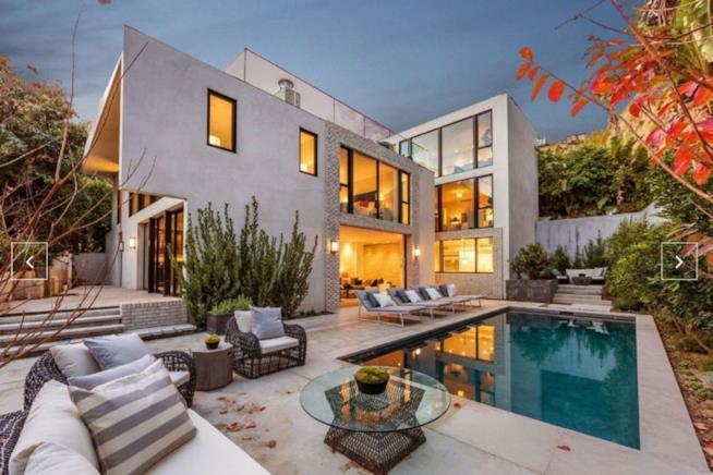 La splendida villa di Kendall Jenner