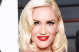 Gwen Stefani in primo piano
