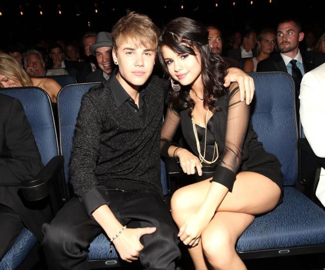 Selena Gomez e Justin Bieber ai tempi della loro storia