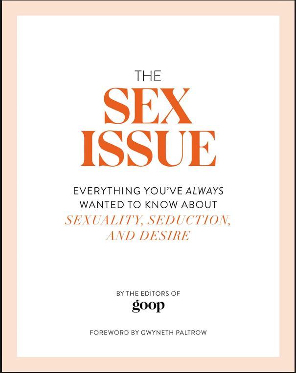 Il libro di Gwyneth Paltrow sul sesso