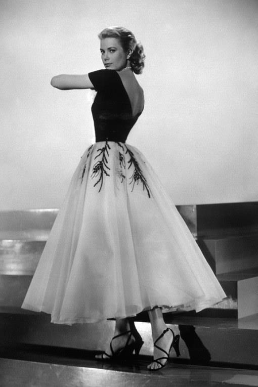 L'abito di Edith Head indossato da Grace Kelly