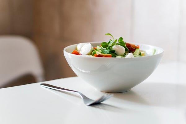 Come fare l'insalata concetrioli