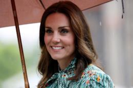 Kate Middleton in una delle sue uscite pubbliche