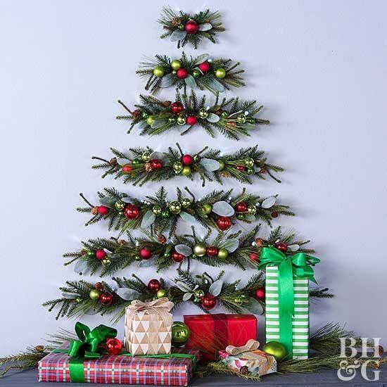 Albero stilizzato di Natale