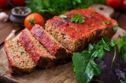 Ricetta del polpettone di verdure al forno leggero