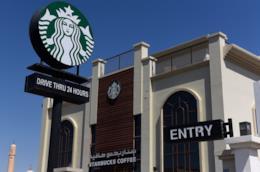 Uno Starbucks a Dubai