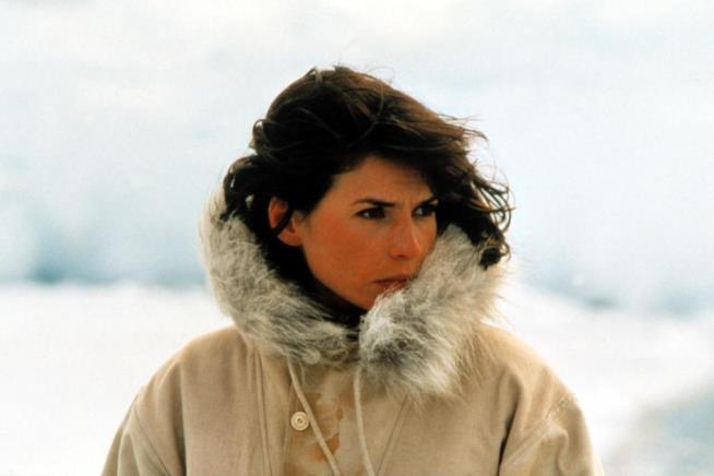 L'attrice Julia Ormond