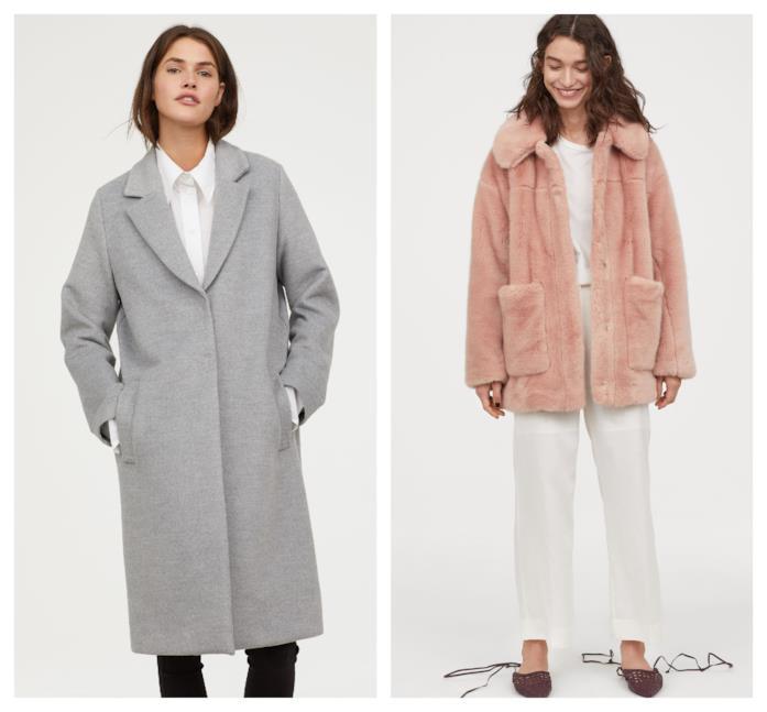 Cappotti di tendenza per l'autunno inverno 2018-19