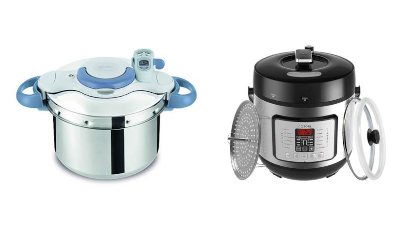Pentole a pressione fino a 7 litri, i migliori modelli elettrici e tradizionali