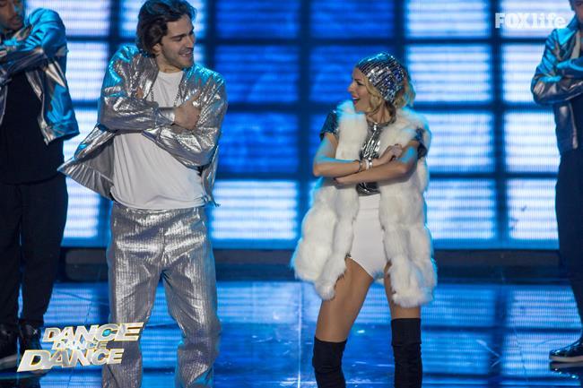 Roberta e Tommaso, esibizione quinto serale di Dance Dance Dance 2
