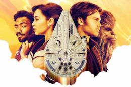 Il poster di Solo: A Star Wars Story