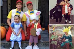 Alcuni dei costumi di Halloween dei figli delle star