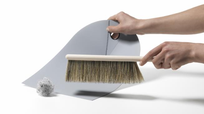 Set pulizia spazzola e paletta di Normann Copenhagen