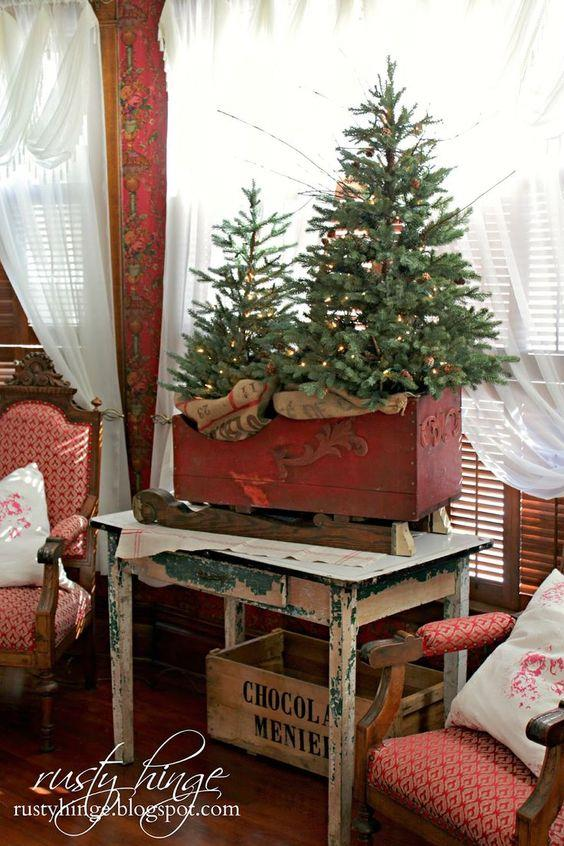 Arredamento natalizio per case piccole