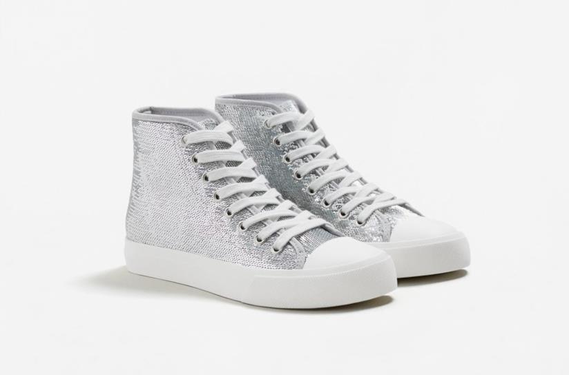 Sneakers di Mango per regali di Natale