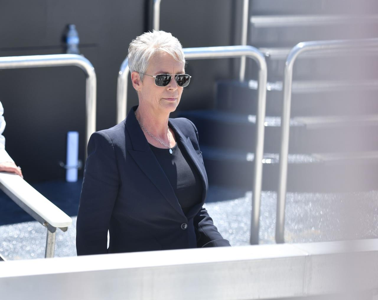 Jamie Lee Curtis ad un evento