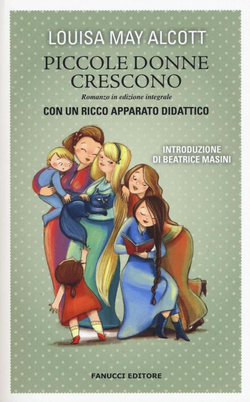 Copertina di Piccole donne crescono a cura di Fanucci Editore