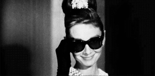 GIF Audrey Hepburn