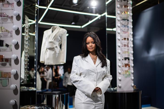 Rihanna presentazione Fenty 22 maggio Parigi