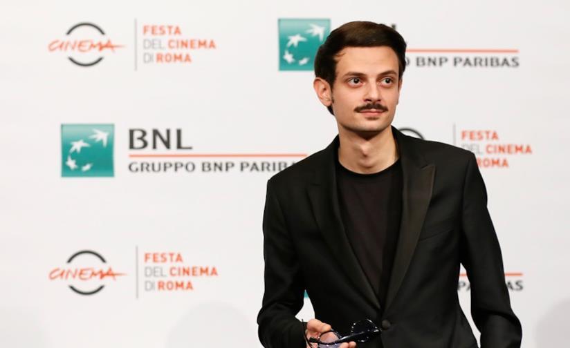 Fabio Rovazzi in primo piano
