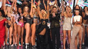 Gli angeli di Victoria's Secret