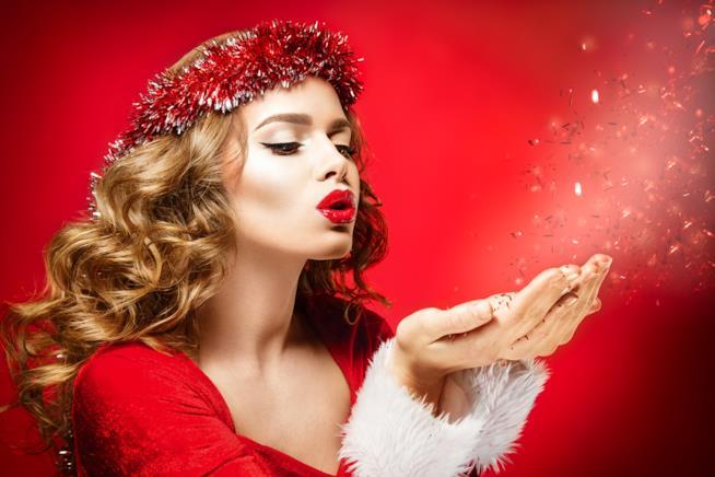 Cofanetti natalizi di prodotti per la cura del viso