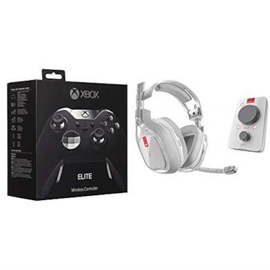 Xbox One Elite Controller +  Headset