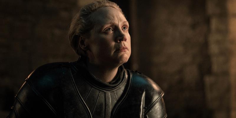 Brienne di Tarth in Game of Thrones 8