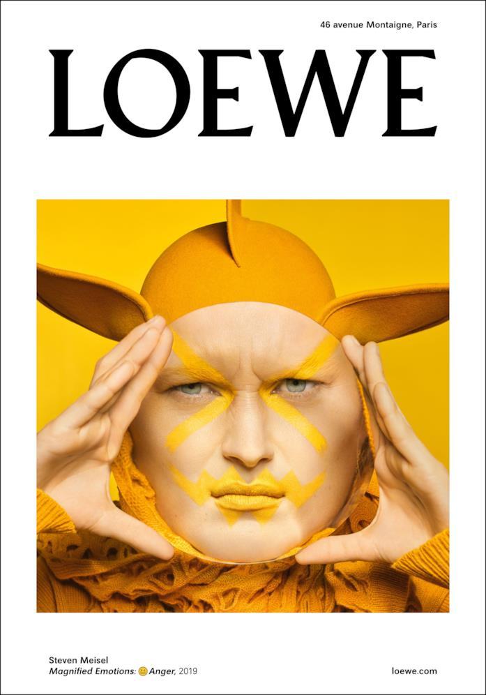 Magnified Emotions di Loewe
