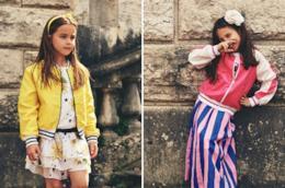 la voglia di colore in estate per i bambini