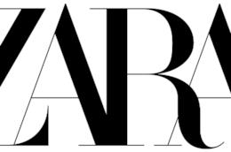 Logo Zara 2019