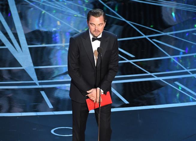 Leonardo DiCaprio interprete di La maschera di Ferro