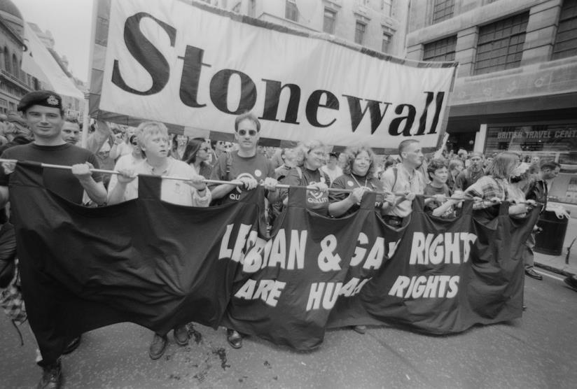 Un momento di Stonewall