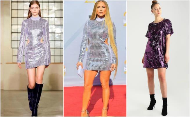 I vestiti con paillettes moda estate 2018