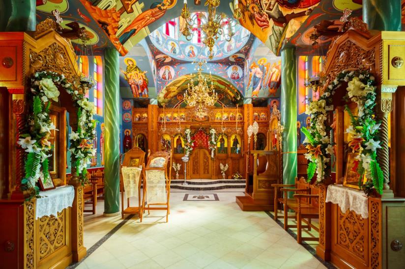 Chiesa a Thimena