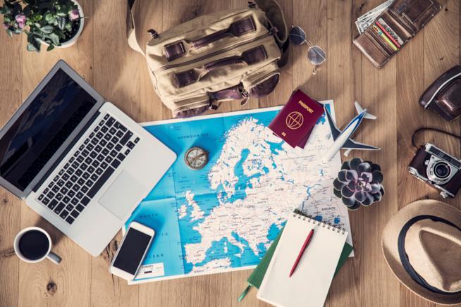 App utilizzate per pianificare i viaggi