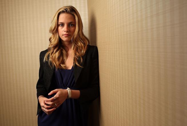 Una giovanissima Kristen Stewart
