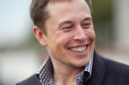 L'imprenditore Elon Musk