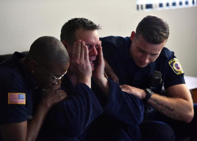 911: una scena dal quarto episodio della prima stagione