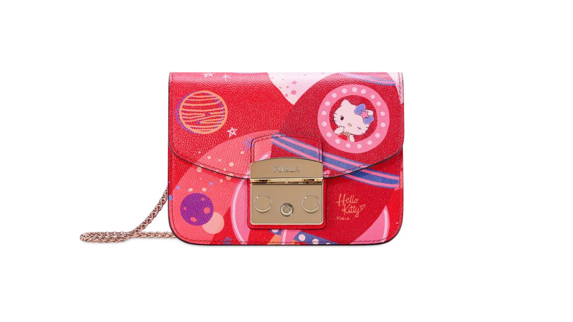0147eff7fb La borsa rossa di Furla e Sanrio su Hello Kitty