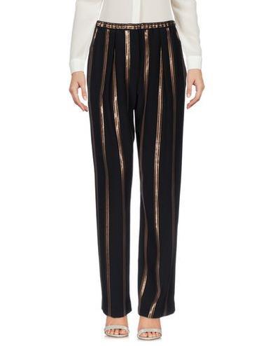 Pantaloni a righe con paillettes