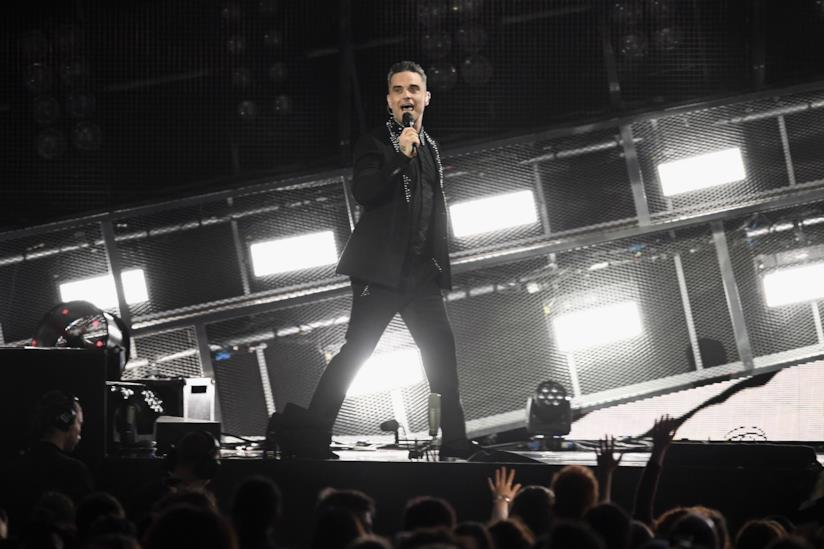Robbie Williams live in Russia per i Mondiali 2018