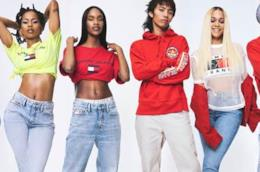 Nuova collezione Tommy Hilfiger, Tommy Jeans Spring 2018