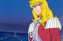 Un'immagine di Lady Oscar