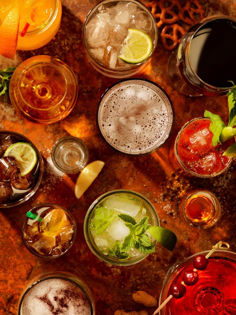 note di liquore nei profumi