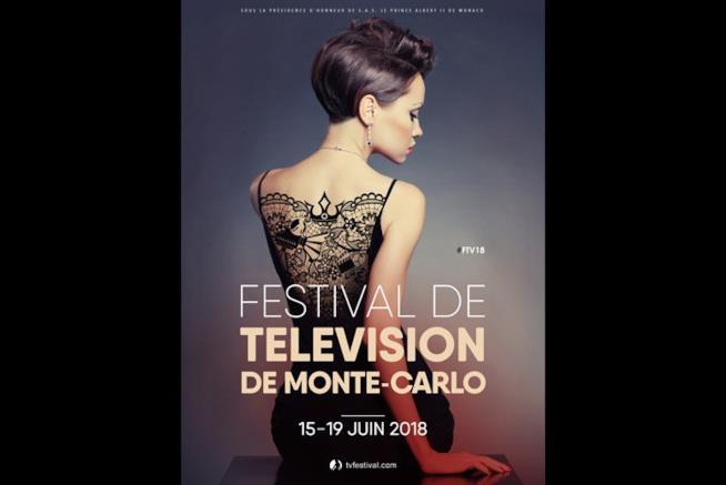 La locandina del Monte-Carlo TV Festival 2018