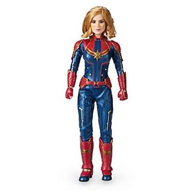 Bambola Captain Marvel