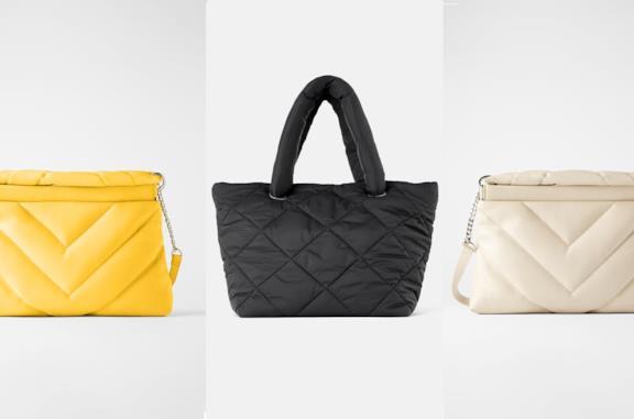 Le puffy bag più trendy dell'autunno 2019