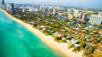Miami Beach tra mare, verde e grattacieli
